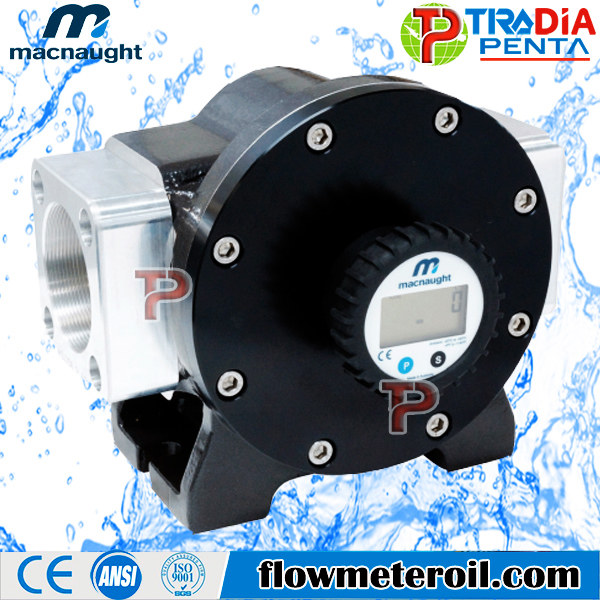 Macnaught - Flow Meter & Pump
